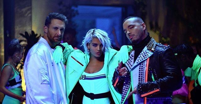 David Guetta, Bebe Rexha & J Balvin - Say My Name Lyrics